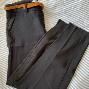 H&M dress pants with belt